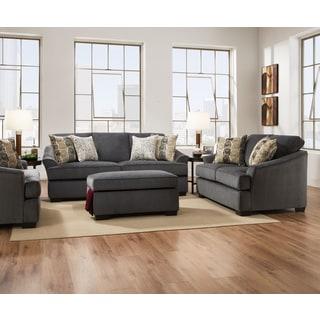 Simmons Upholstery Athena Sky Sofa