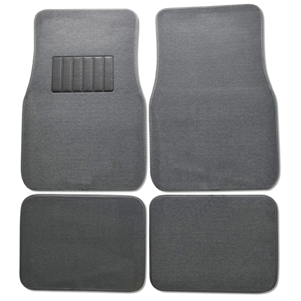 Premium Carpet Charcoal Mats (Set of 4)