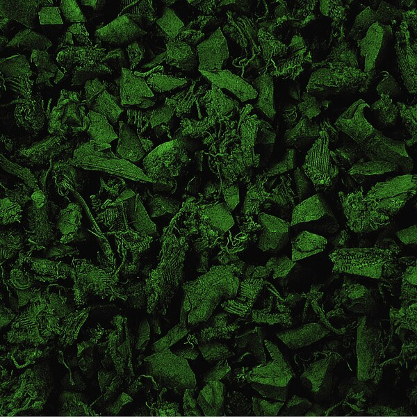 NuPlay Forest Green 75-cubic foot Pallet