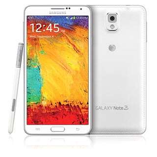 Samsung SM-N900A Galaxy Note 3 White 32GB Unlocked Smartphone (Refurbished)