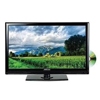 Axess 19-inch LED Full HDTV with DVD Player
