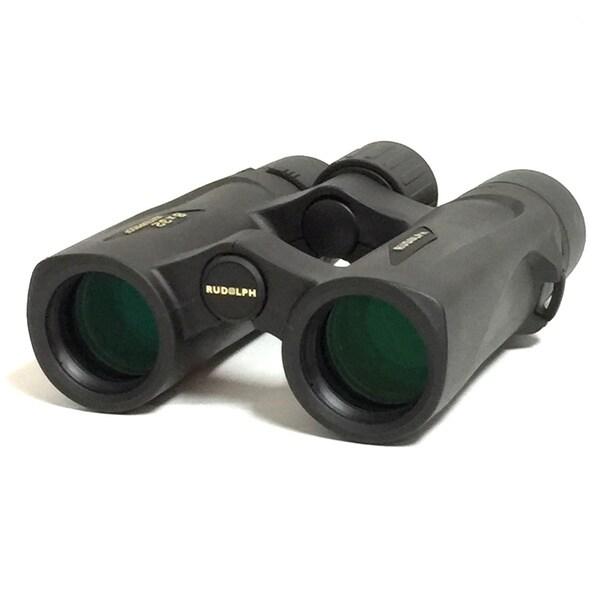 Rudolph Optics 8 x 32 High Definition Ultra Lightweight Binoculars
