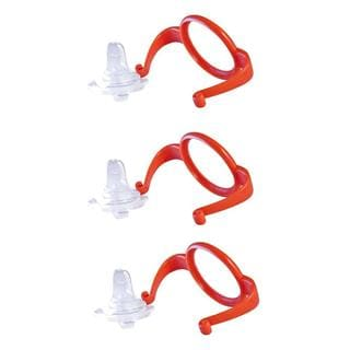 Bouche Baby Take N' Shake Sippy Cup Conversion Kit (3 Pack)