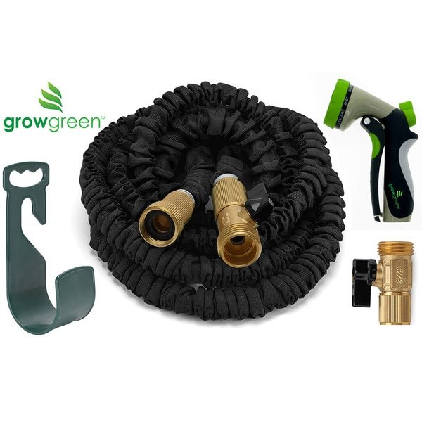 Heavy Duty Expandable Garden Hose 50 Feet
