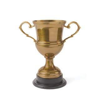 Hip Vintage Queens Cup Brass Accent Piece