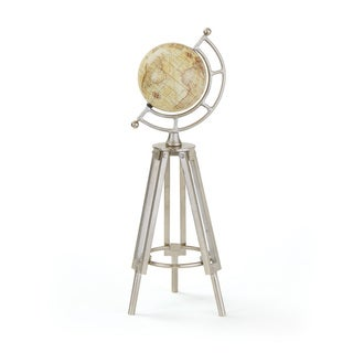 Hip Vintage Vespucci Globe Accent Piece