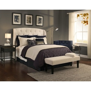 Archer Ivory Headboard-Bench Collection