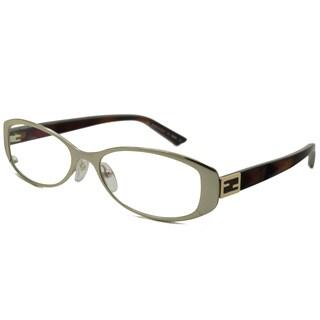 Fendi Women's F899 Rectangular Reading Glasses