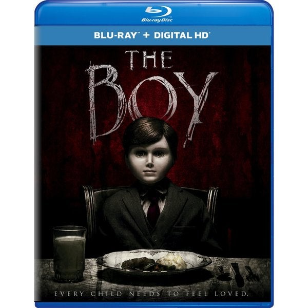 The Boy (Blu-ray Disc) 17589685