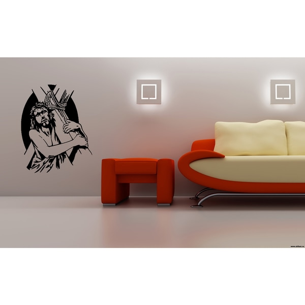 Christianity Christ of God Wall Art Sticker Decal