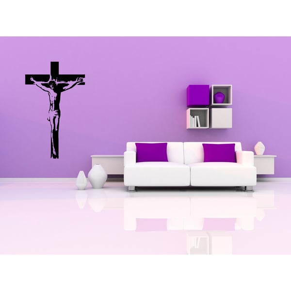Christianity Christ of God Gospel Wall Art Sticker Decal