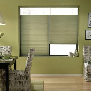 Cordless Top Down Bottom Up Cellular Shades in Bay Leaf (48 to 48.5 Inches Wide)