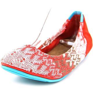 Adam Tucker Women's 'Confetti ' Regular Suede Casual Shoes
