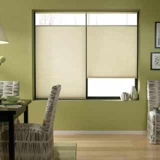 Cordless Top Down Bottom Up Cellular Shades in Daylight (46 to 46.5 Inches Wide)