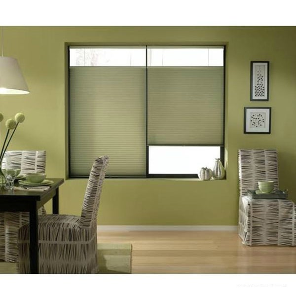 Cordless Top Down Bottom Up Cellular Shades in Bay Leaf (44 to 44.5 Inches Wide)