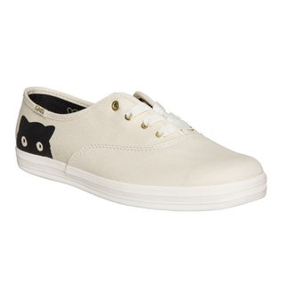 Keds Women's Sneaky Cat Cream Sneakers