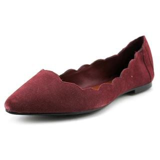 Mia Women's 'Amari' Regular Suede Dress Shoes