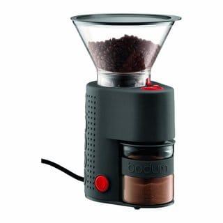Bodum 10903-01US Electric Bistro Burr Black Coffee Grinder