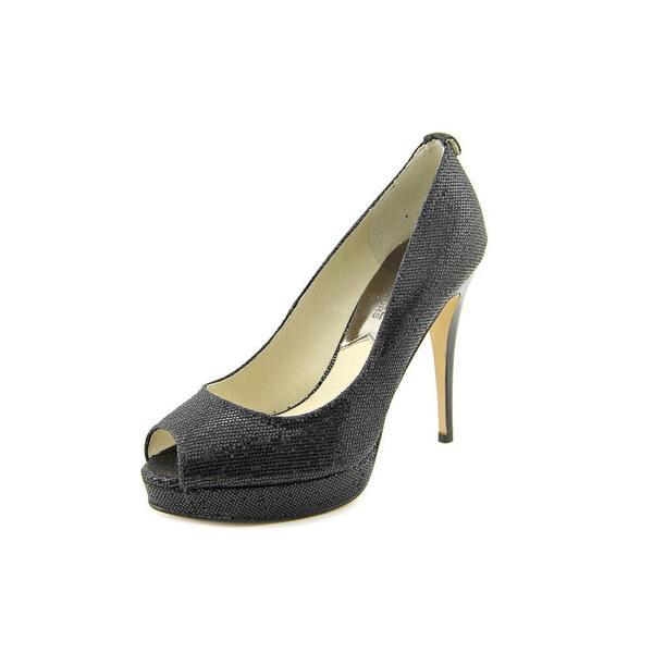 Michael Michael Kors Women's 'York Platform' Synthetic Dress Shoes