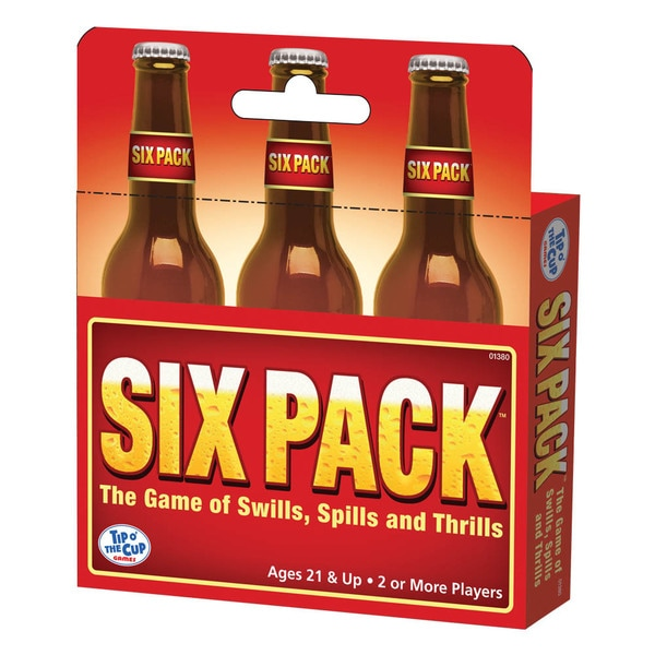 Six Pack: The Game of Swills, Spills and Thrills