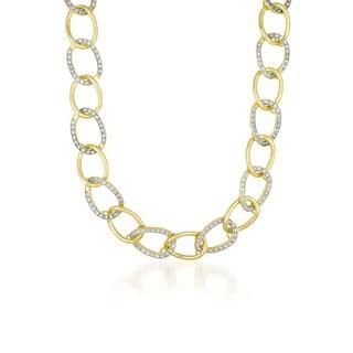Collette Z Two Tone Chain Necklace