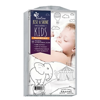 PureCare Kids Rise & Shine Youth Pillowcase