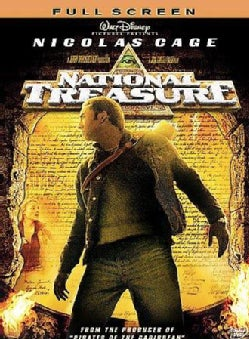 National Treasure (DVD)