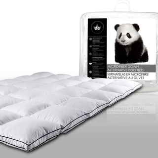 Canadian Down and Feather Company Gel Microfiber Down Alternative Fiber Bed