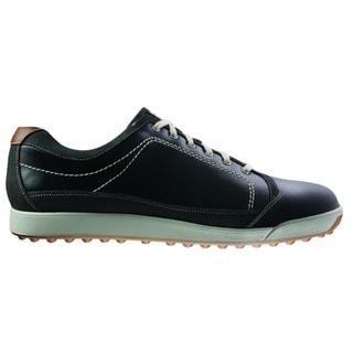 FootJoy Mens Contour Casuals Golf Spikeless Shoes