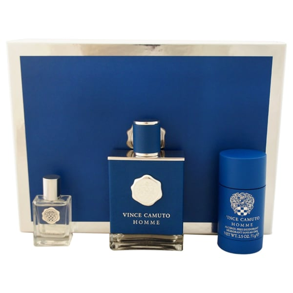 Vince Camuto Homme Men's 3-piece Gift Set