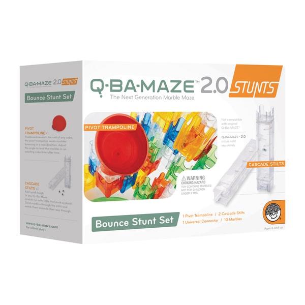 Q-BA-MAZE 2.0 Bounce Stunt Set 17600284