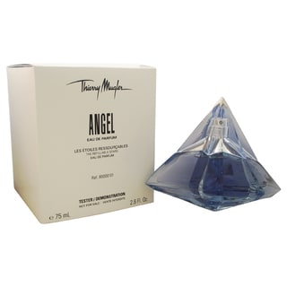Thierry Mugler Angel Women's 2.6-ounce Eau de Parfum Spray (Refillable/Tester)