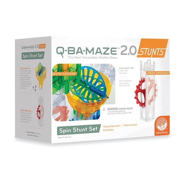 Q-BA-MAZE 2.0 Spin Stunt Set 17600394