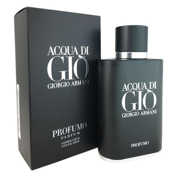 Giorgio Armani Acqua Di Gio Profumo Men's 2.5-ounce Eau de Parfum Spray