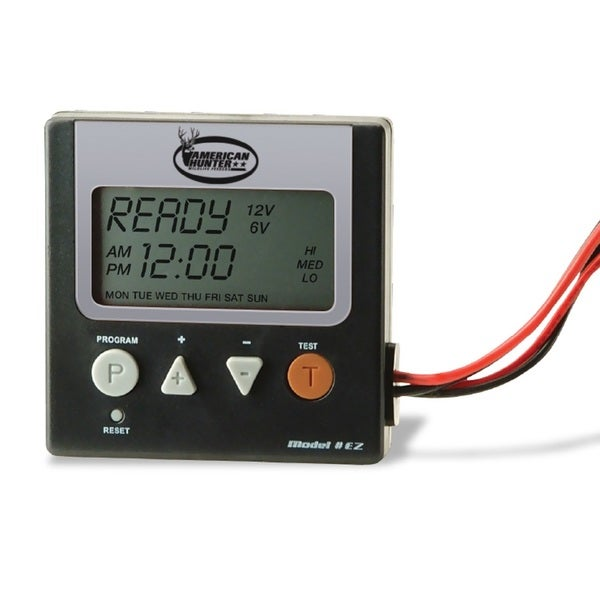 American Hunter 6/ 12V Digital Timer