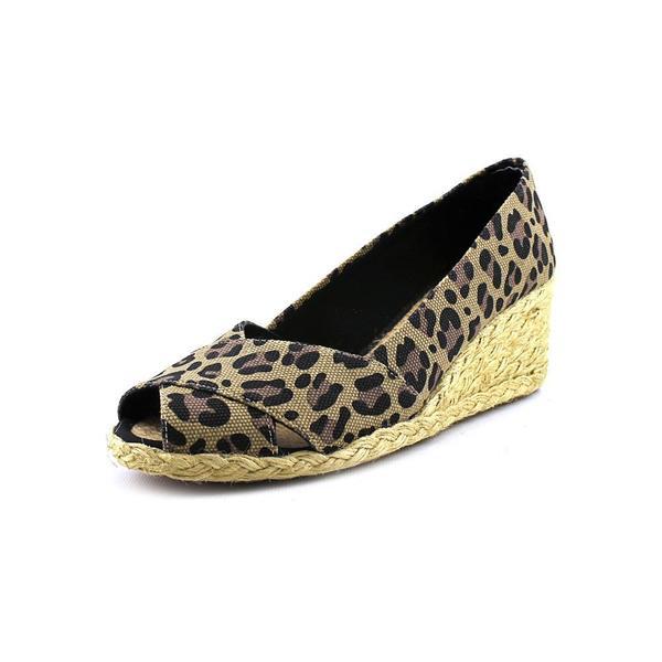 Lauren Ralph Lauren Women's 'Cecilia' Canvas Dress Shoes