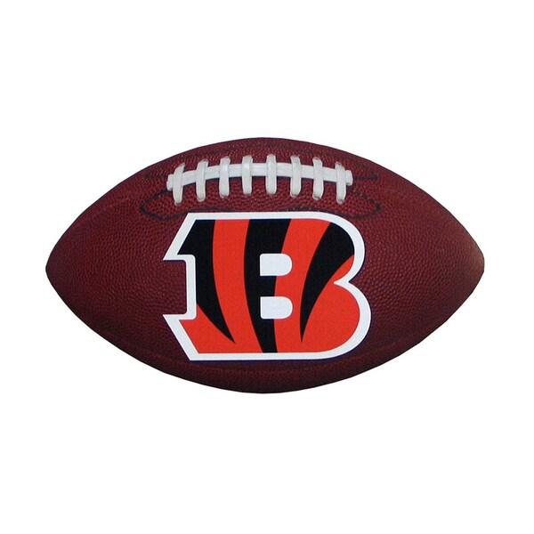 Cincinnati Bengals Sports Team Logo Small Magnet
