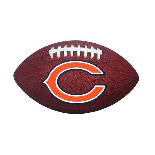 Chicago Bears Sports Team Logo Small Magnet