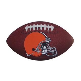 Cleveland Browns Sports Team Logo Large Magnet