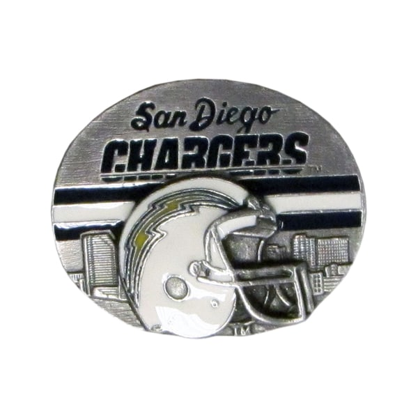 NFL Sports Team Logo San Diego Chargers 3D Magnet