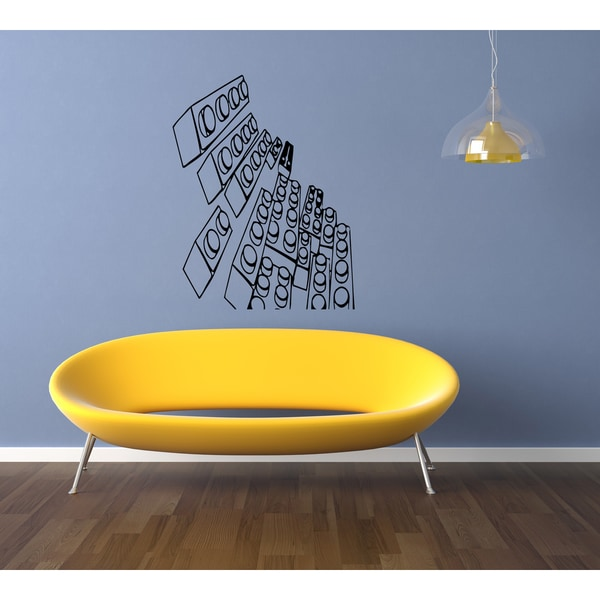 Lego Constructor Wall Art Sticker Decal
