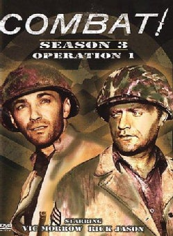 Combat: Season 3 Operation 1 (DVD)