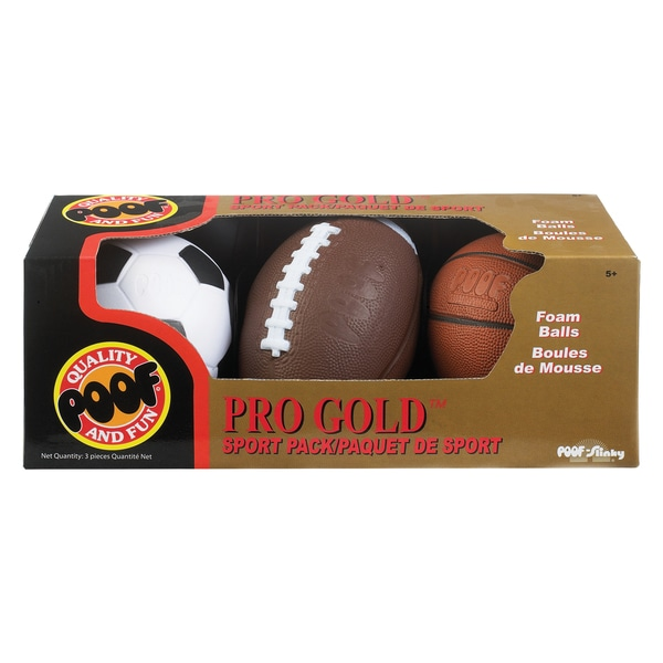 Pro Gold Mini Sport Pack