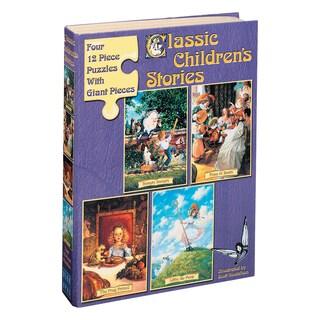 Classic Children's Stories Puzzle II - Humpty Dumpty: 48 Pieces