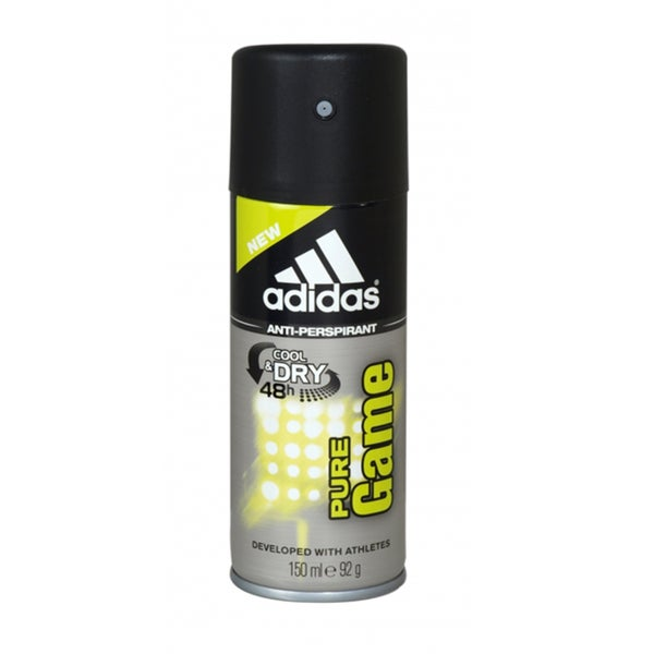 Adidas Pure Game and Dry 48hr Anti-Perspirant