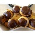 Pizzscotti Cinnamon Sugar Chocolate Dipped Biscolline
