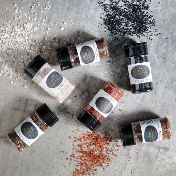 Muir Gourmet Salt and Sea Salt Gift Set