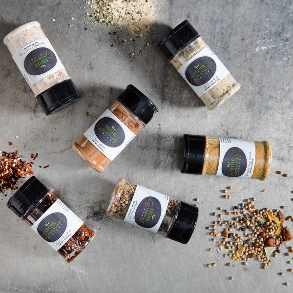 Muir Gourmet Spices Southeast Asia Gift Set