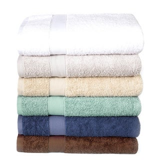 Cotton/ Modal 600 GSM 6-piece Towel Set