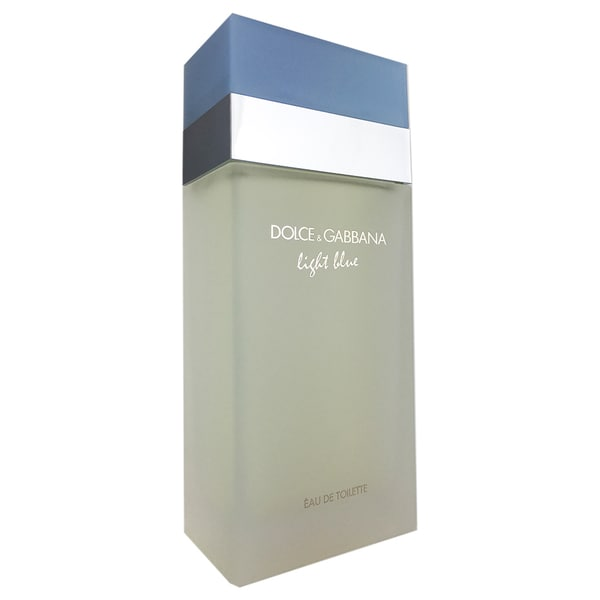Dolce & Gabbana Light Blue Women's 6.7-ounce Eau de Toilette Spray (Tester)